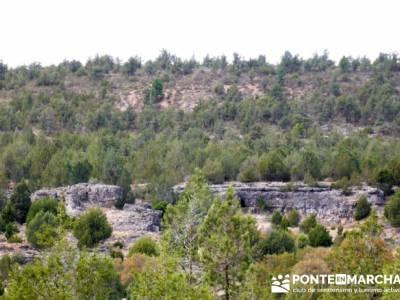 Ciudad Encantada de Tamajón - Retiendas - Almiruete;excursiones cerca de madrid;castañar del tiemb